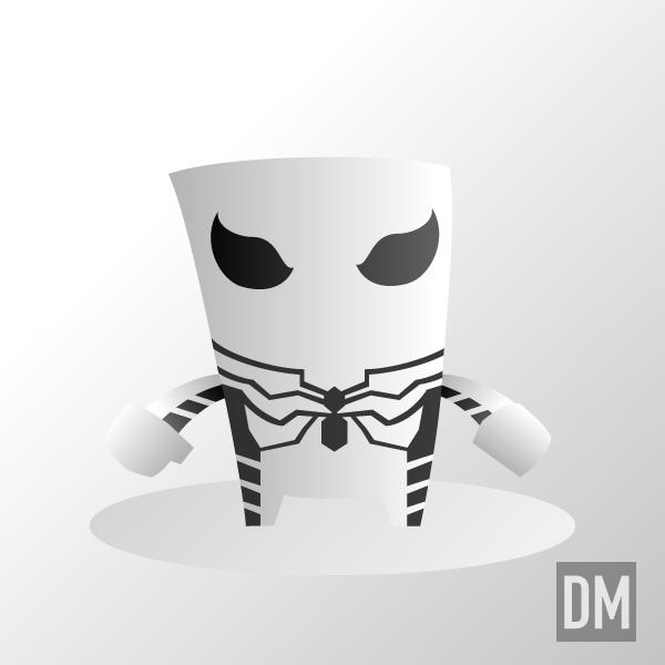 FF Spider-Man by DanielMead
