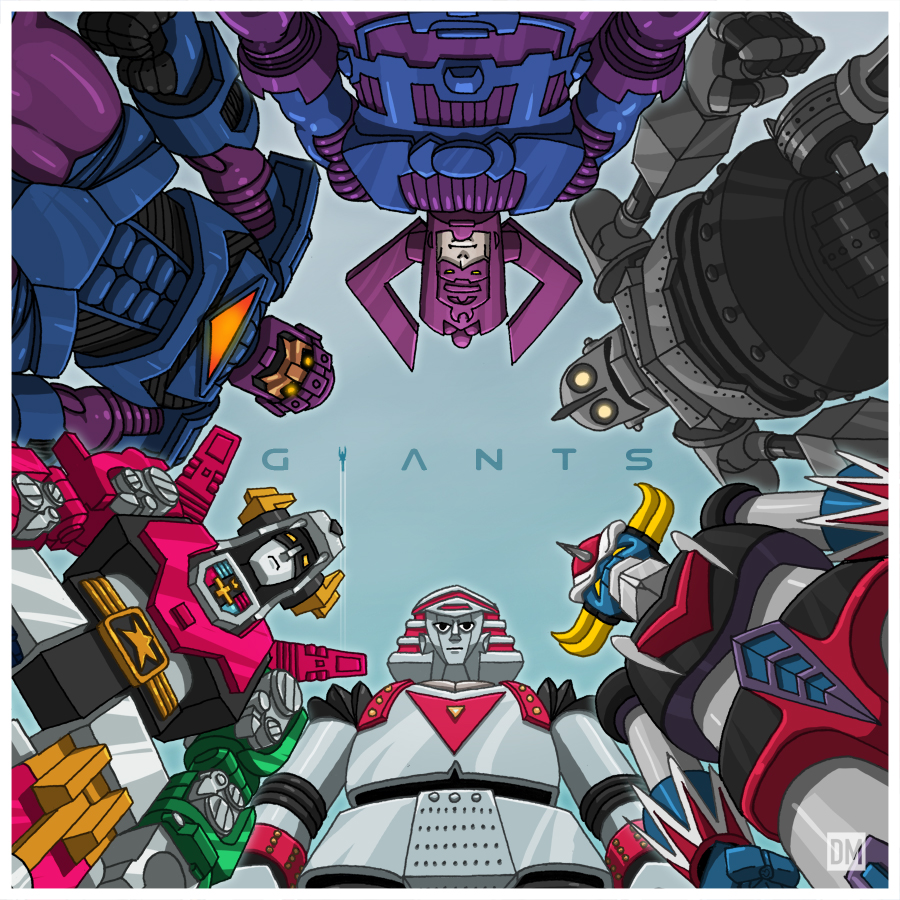 Giants by DanielMead