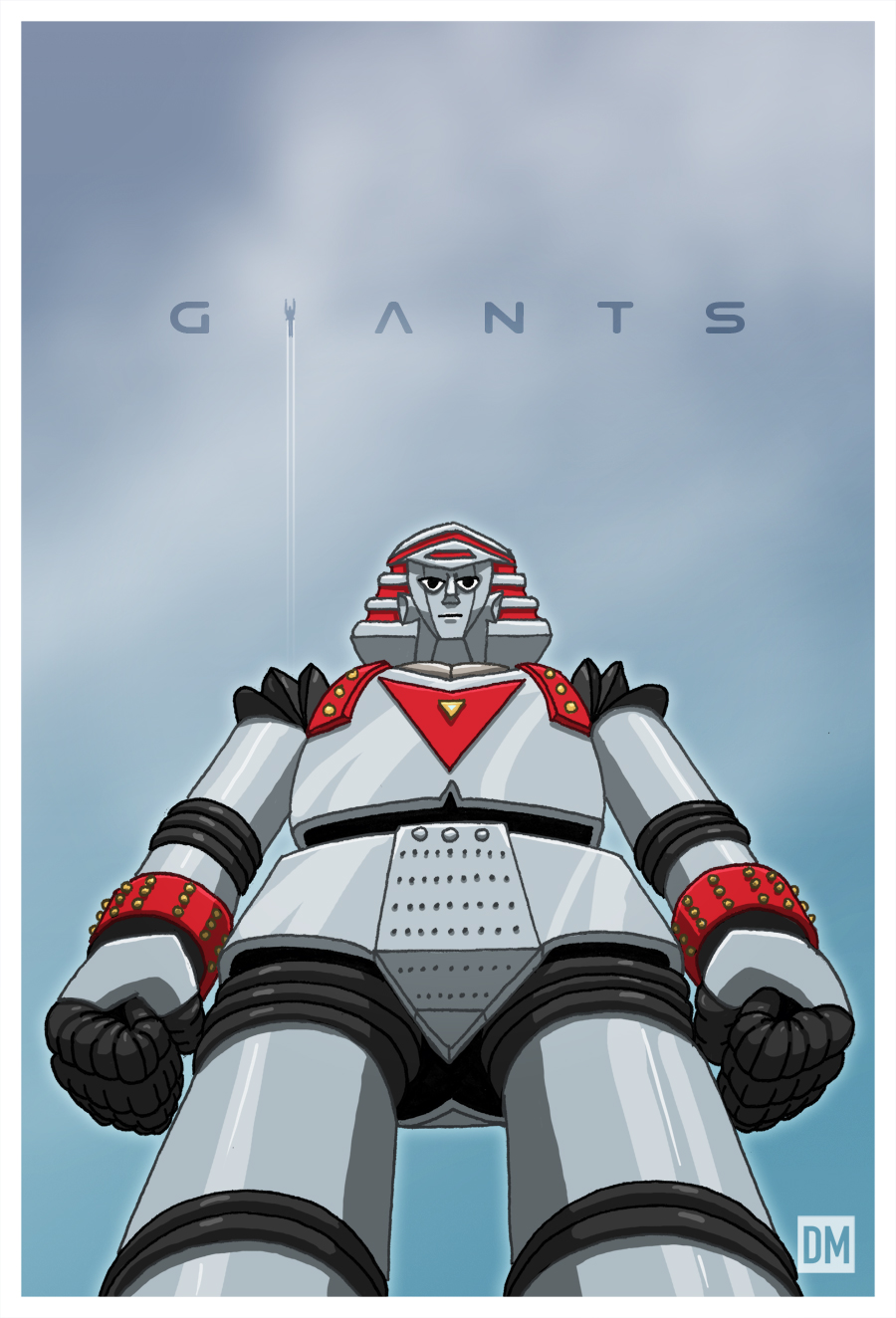 Giants - Giant Robo by DanielMead