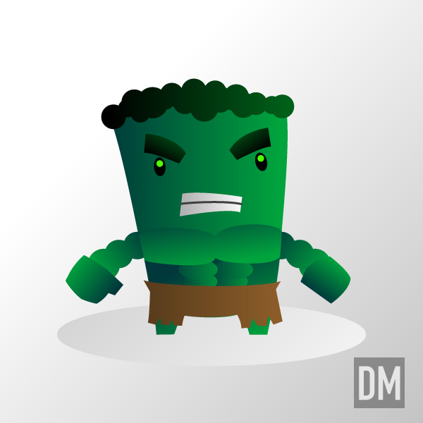 Avengers Movie - Hulk by DanielMead