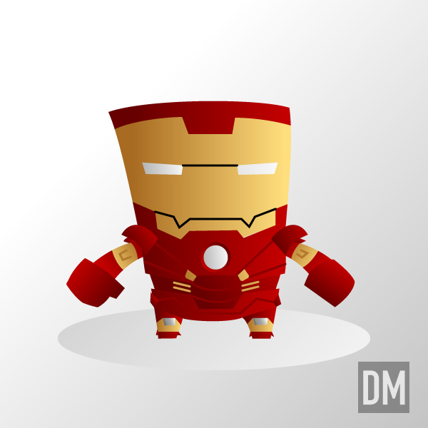 Avengers Movie - Iron man by DanielMead