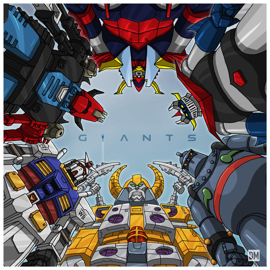 Giants 2 by DanielMead