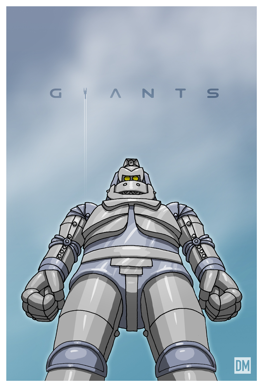 Giant - Mechani-Kong by DanielMead