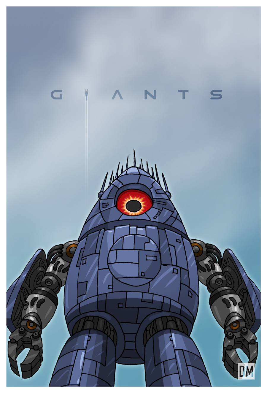 giant alien robot movies