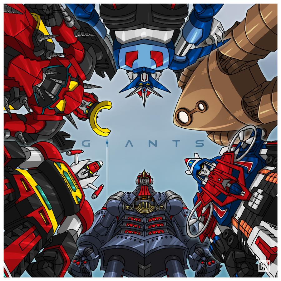 Giants 5 by DanielMead