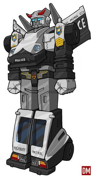 Autobot - Prowl
