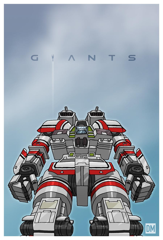 Giant - Achilles by DanielMead