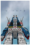 Giant - SDF-1 Battle Fortress