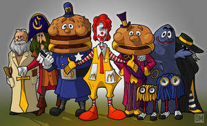 McDonald Land Gang