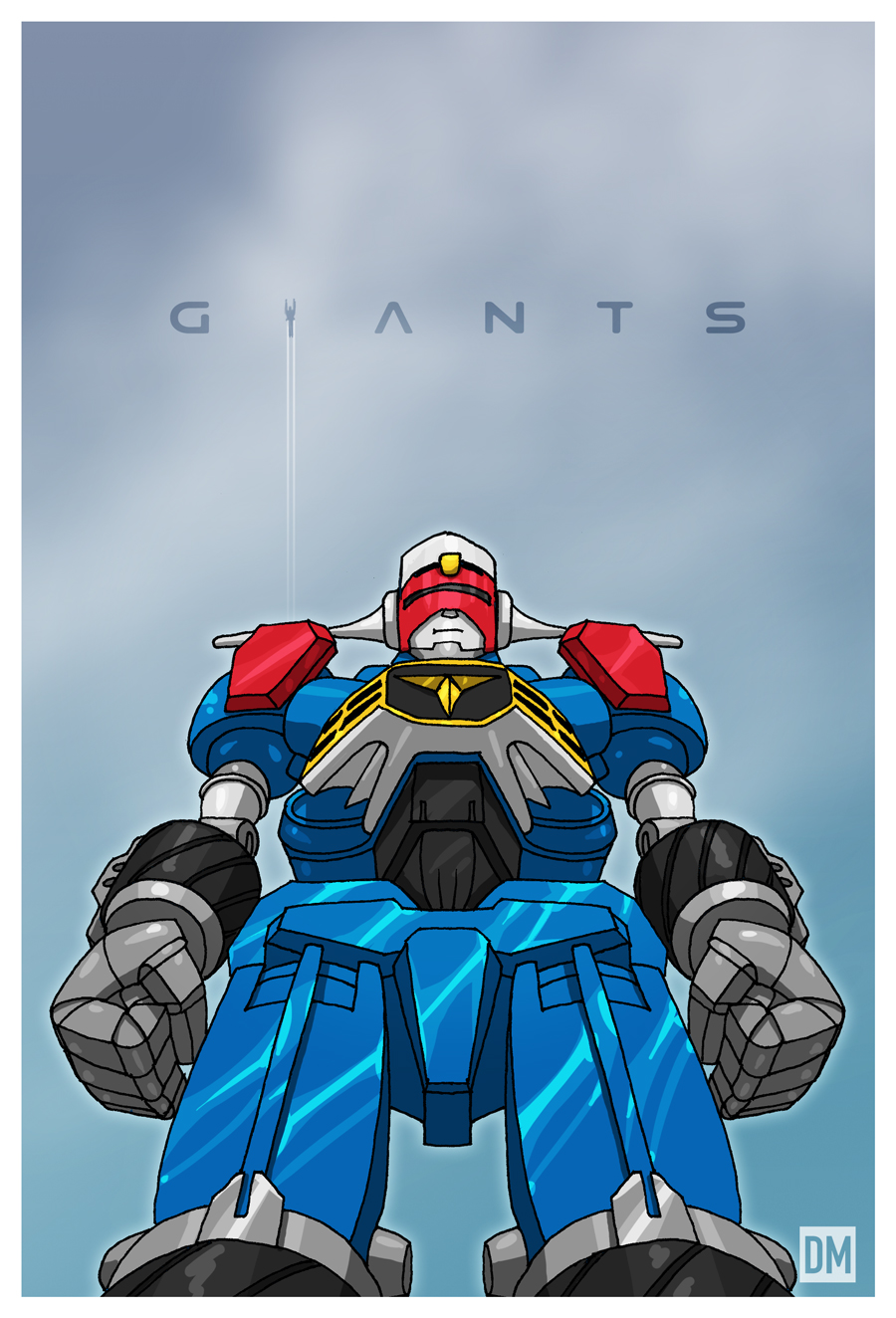 Giant - Dendoh 9 by DanielMead