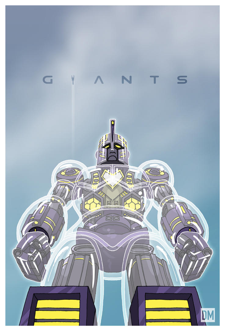 Giant - Symbionic Titan by DanielMead