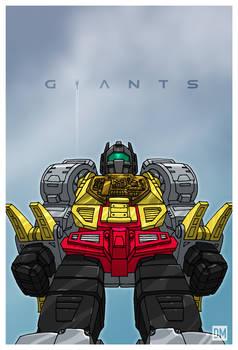 Giant - Grimlock