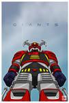 Giant - Battle Fever Robo