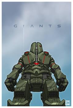 Giant - Jaeger Cherno Alpha