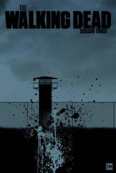 The Walking Dead Season 3 Poster