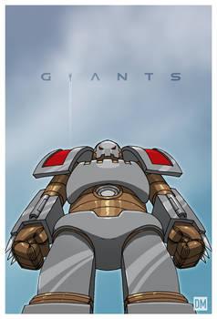 Giant - GR-2 Skullbot