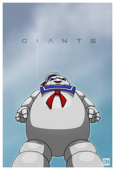 Giant - Stay Puffed Marshmallow Man