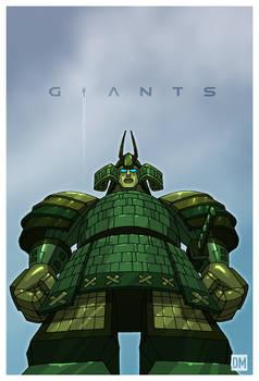 Giant - Robo-Samurai