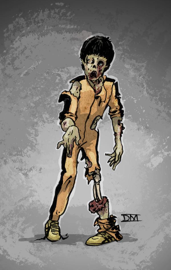 Zop-Culture Bruce Lee by DanielMead