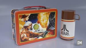 Atari Lunchbox