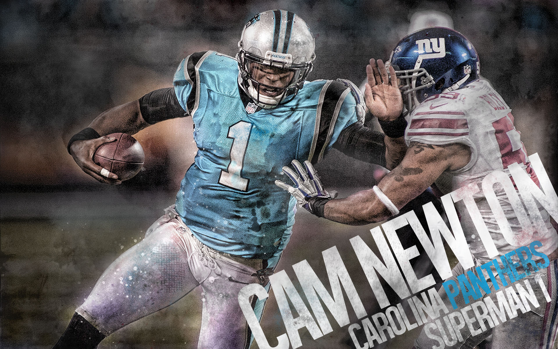 Cam Newton Carolina Panthers By 31ANDONLY On DeviantArt