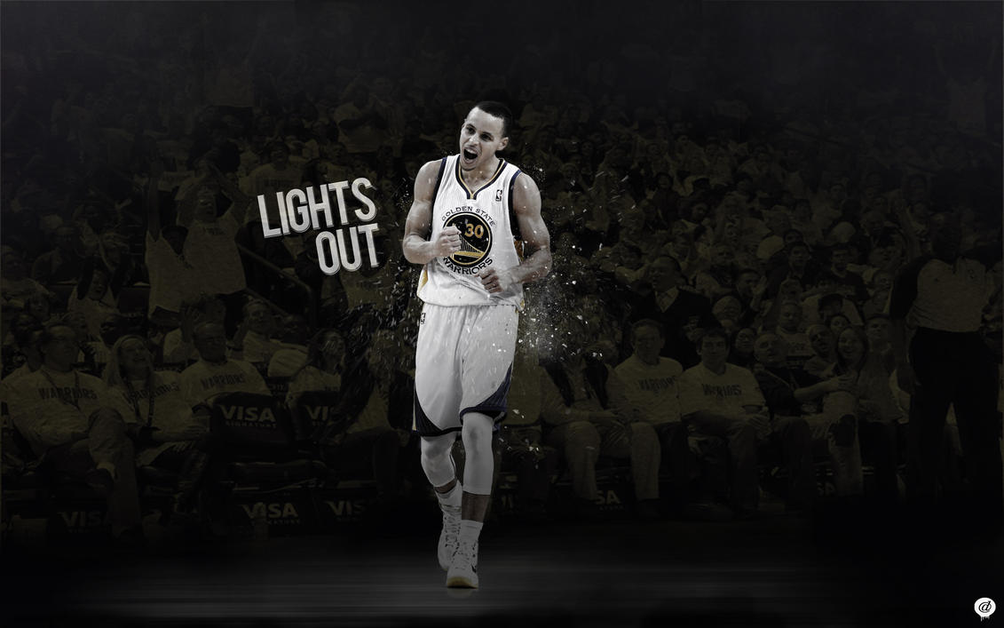 StephenCurryLightsOutWallpaper By 31ANDONLY Stephen