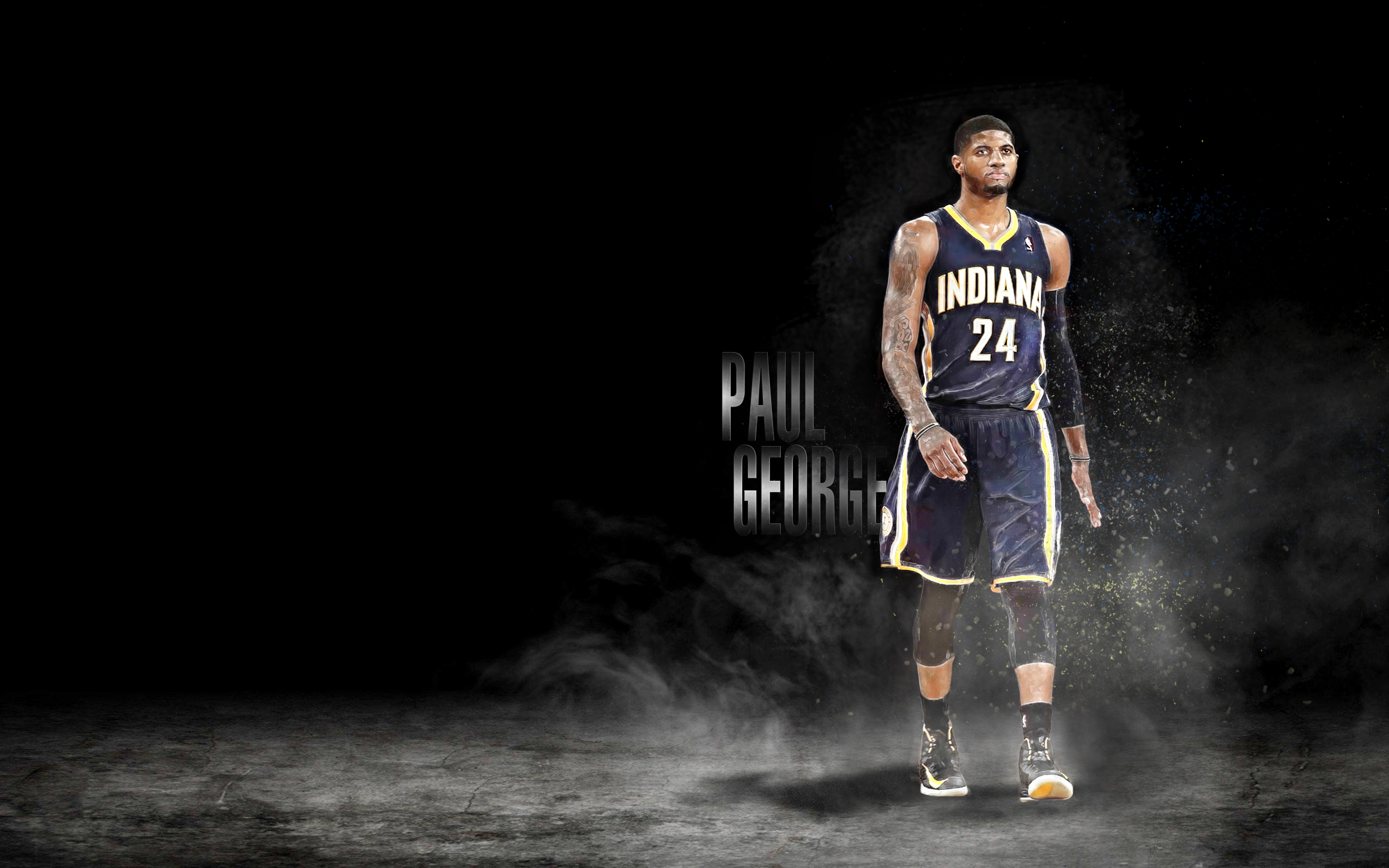 Paul george dunk wallpaper paul george dunk wallpaper paul george dunk on birdman voltagebd Image collections