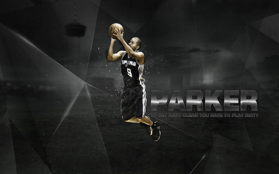 Tony Parker.Wallpaper by 31ANDONLY on DeviantArt