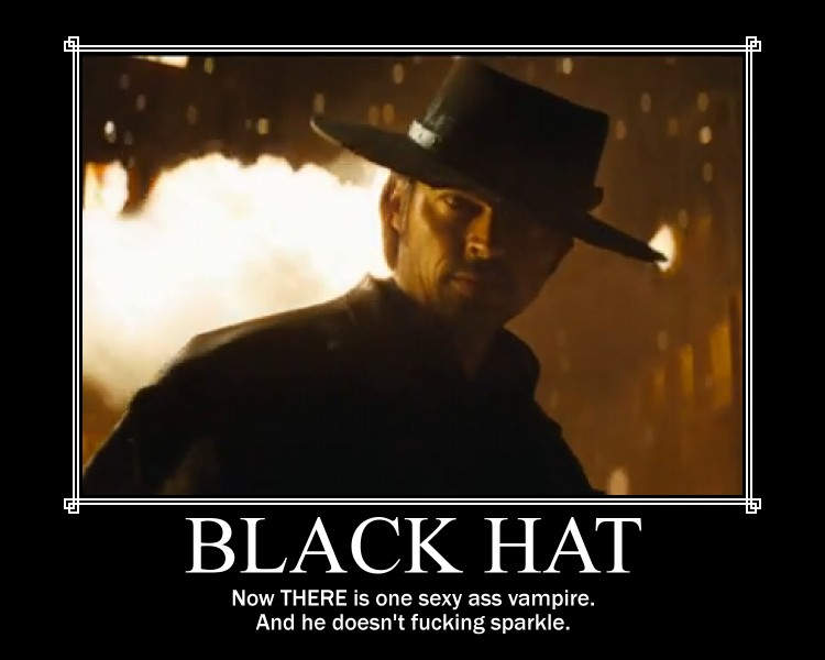 Black Hat by LLAP
