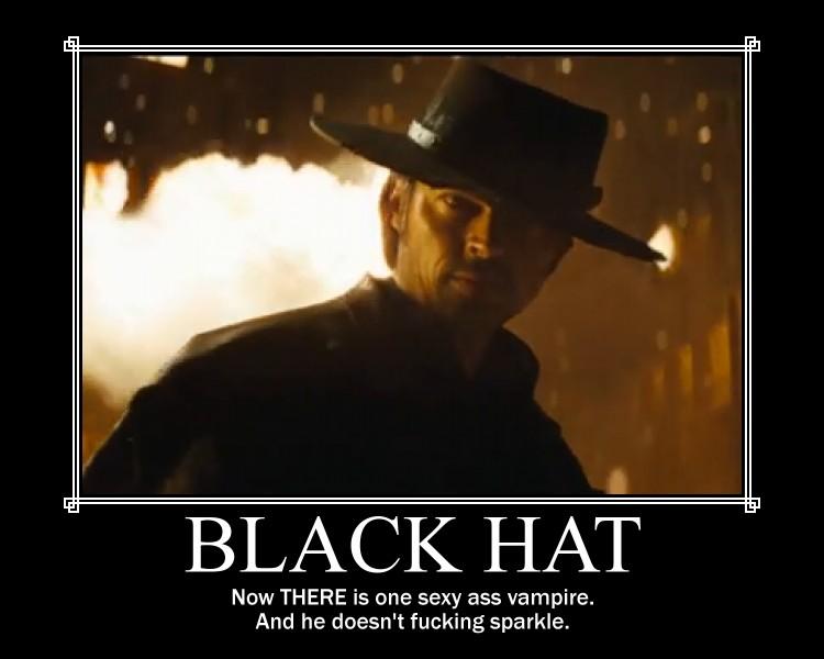 Black Hat by LLAP