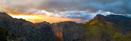 Mallorca by NorwegianAnette