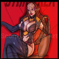 klingon princess