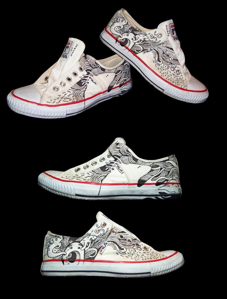 Seabear + Eearhead Shoes by mooray