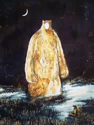 golden bear dreams