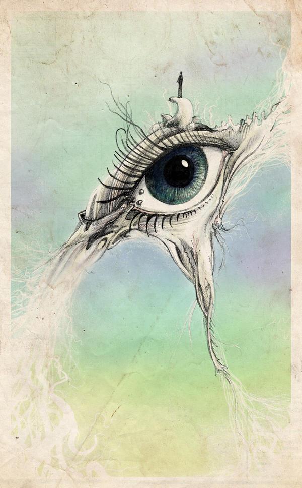 Eye Plant by mooray