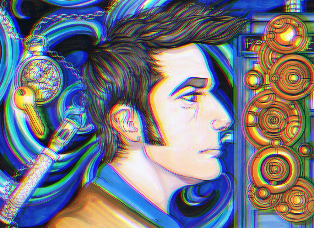 Tenth Doctor by SophieOfAsgard