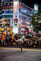 Tokyo Breakdancers by xACook