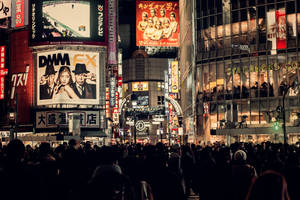 SHIBUYA CROSSING by xACook