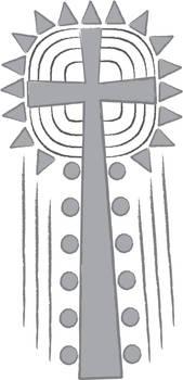 Comet Cross doodle