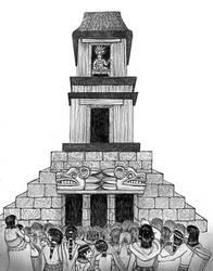 King Benjamin Speaking to the People of Zarahemla