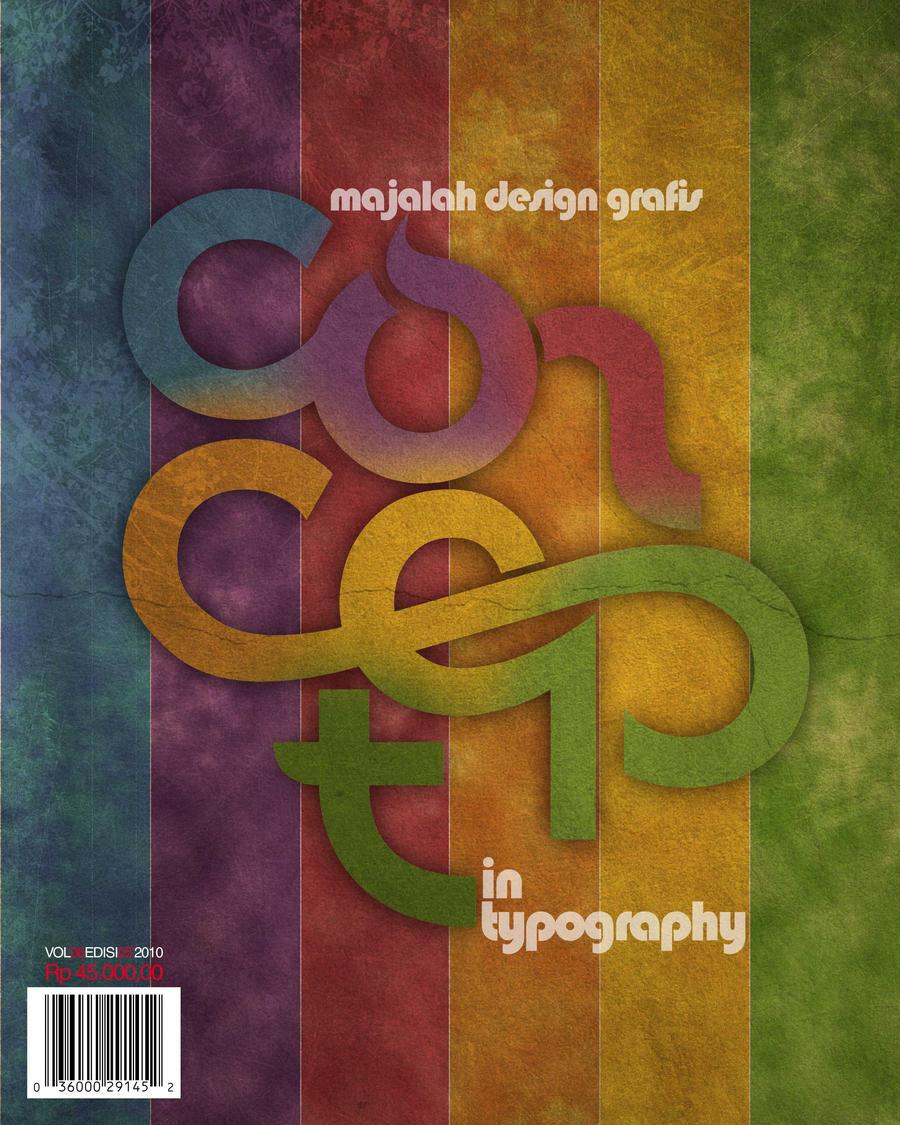 Concept Magazine Cover