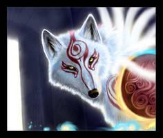 Okami- Through the Spirit Gate by Starcanis