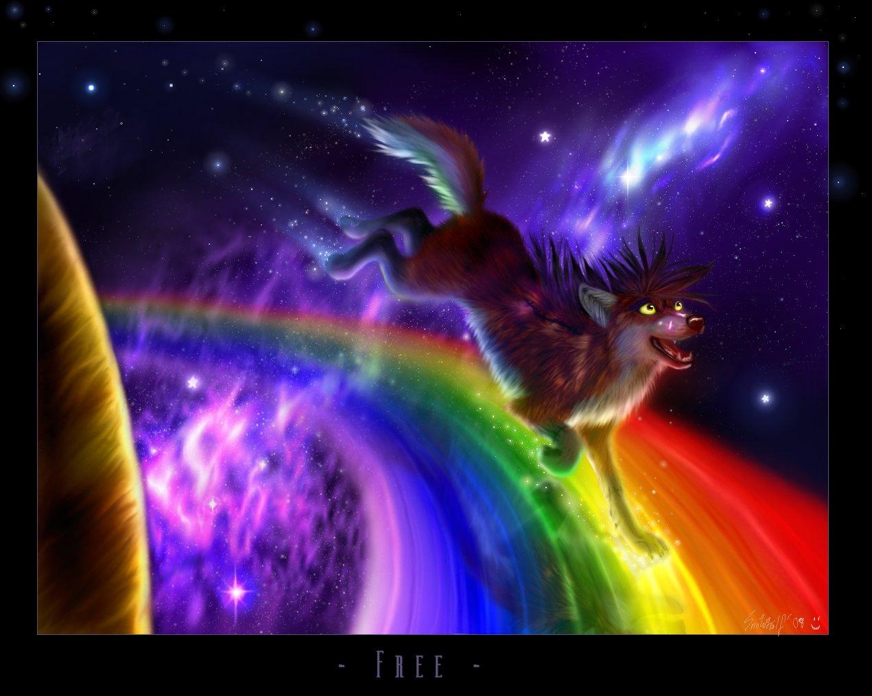 Star Ranking System! - Page 4 Rainbow_Road_by_SnowWolfMystic