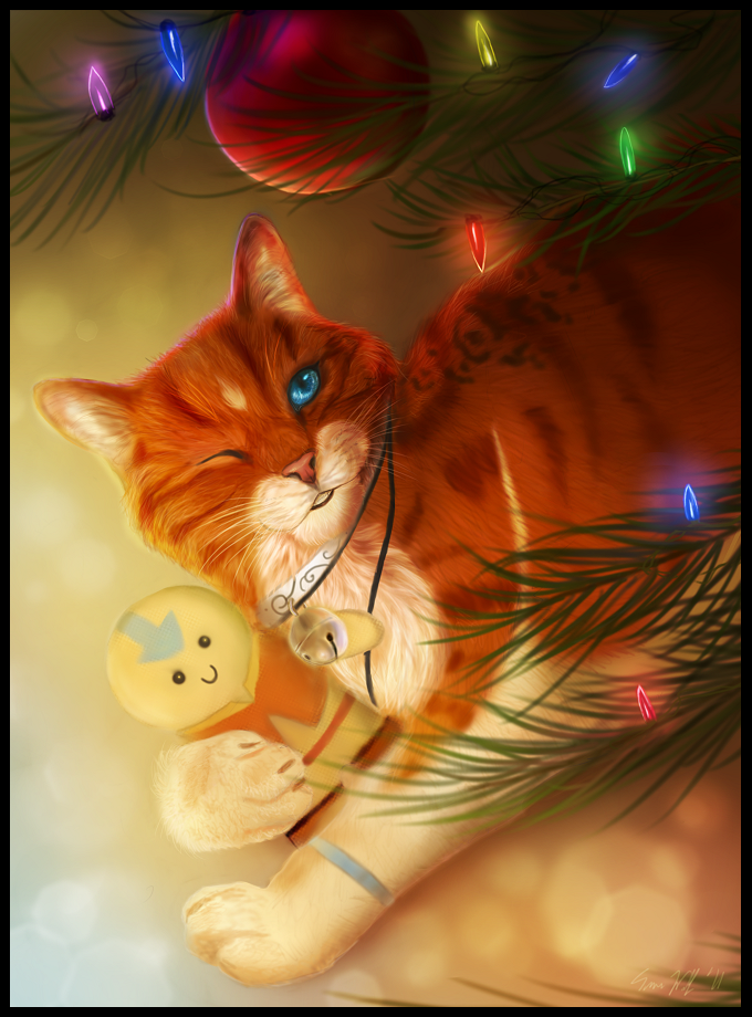 All I Want for Christmas by Starcanis