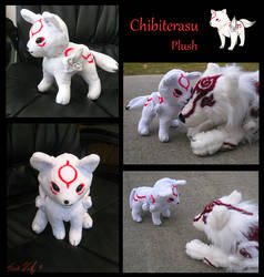 Chibiterasu - Plush