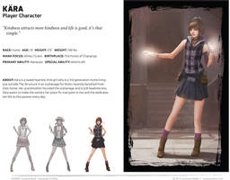 Kara-juncture-media-character-profile by juncture-media