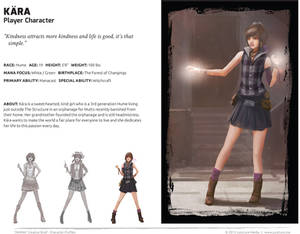 Kara-juncture-media-character-profile