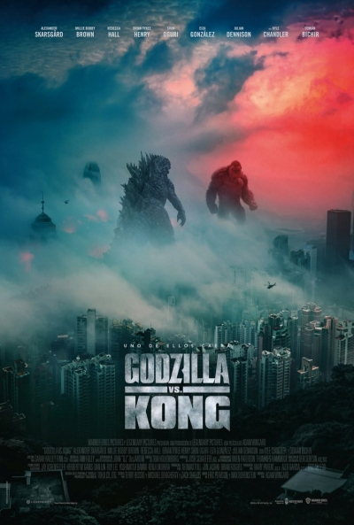 Ver Godzilla vs. Kong pelicula online completas HD