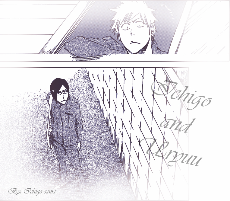 IchiUri manga moment by Ichigo--sama