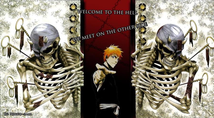 Welcome to the hell by Ichigo--sama on DeviantArt